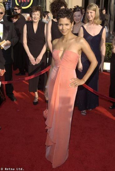Halle Berry at 2003 SAG
