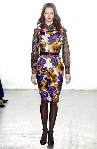 Floral from Fall Collection