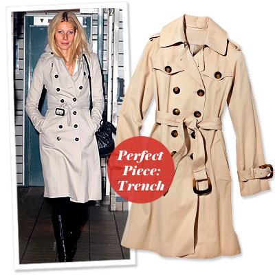 The Best Budget Trench Coat For a Petite Girl - MidoriLei