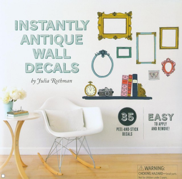What's Better Than Wallpaper for Your Walls? Wall Decals ...