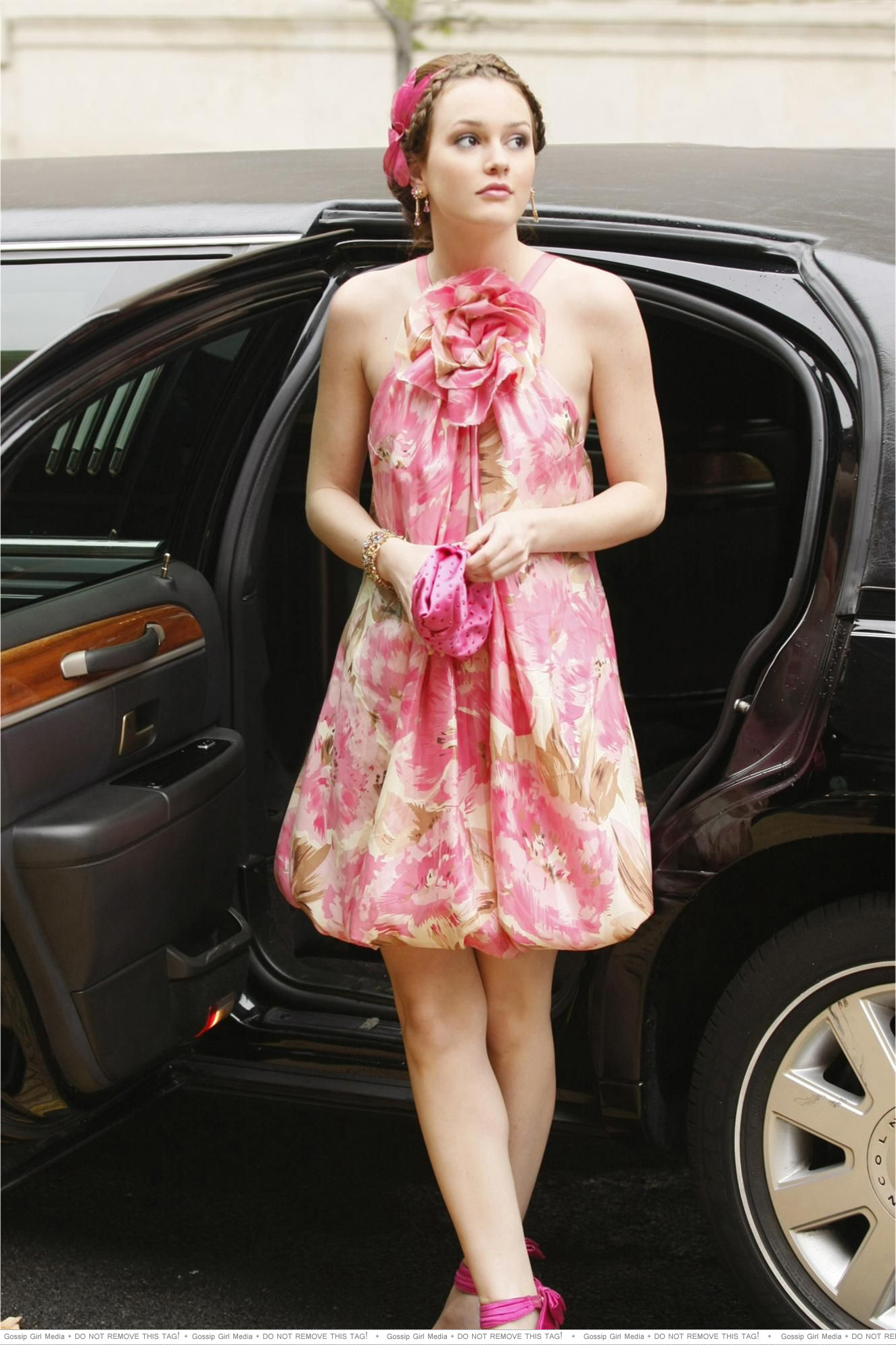 Blair Waldorf  More Dress Inspiration