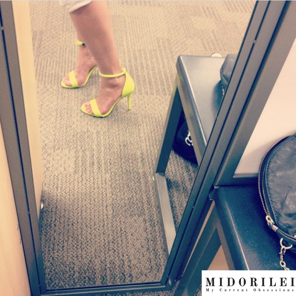 women in heels, stiletto, hot heels, women in high heels, neon colors