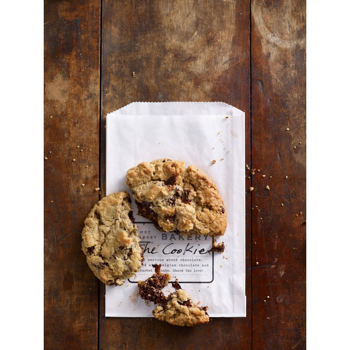 Found: Arguably the Best Store Bought Chocolate Chip Cookie