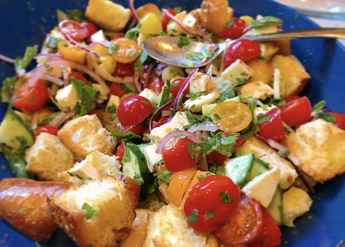 Currently Craving: Have You Ever Had Panzanella?