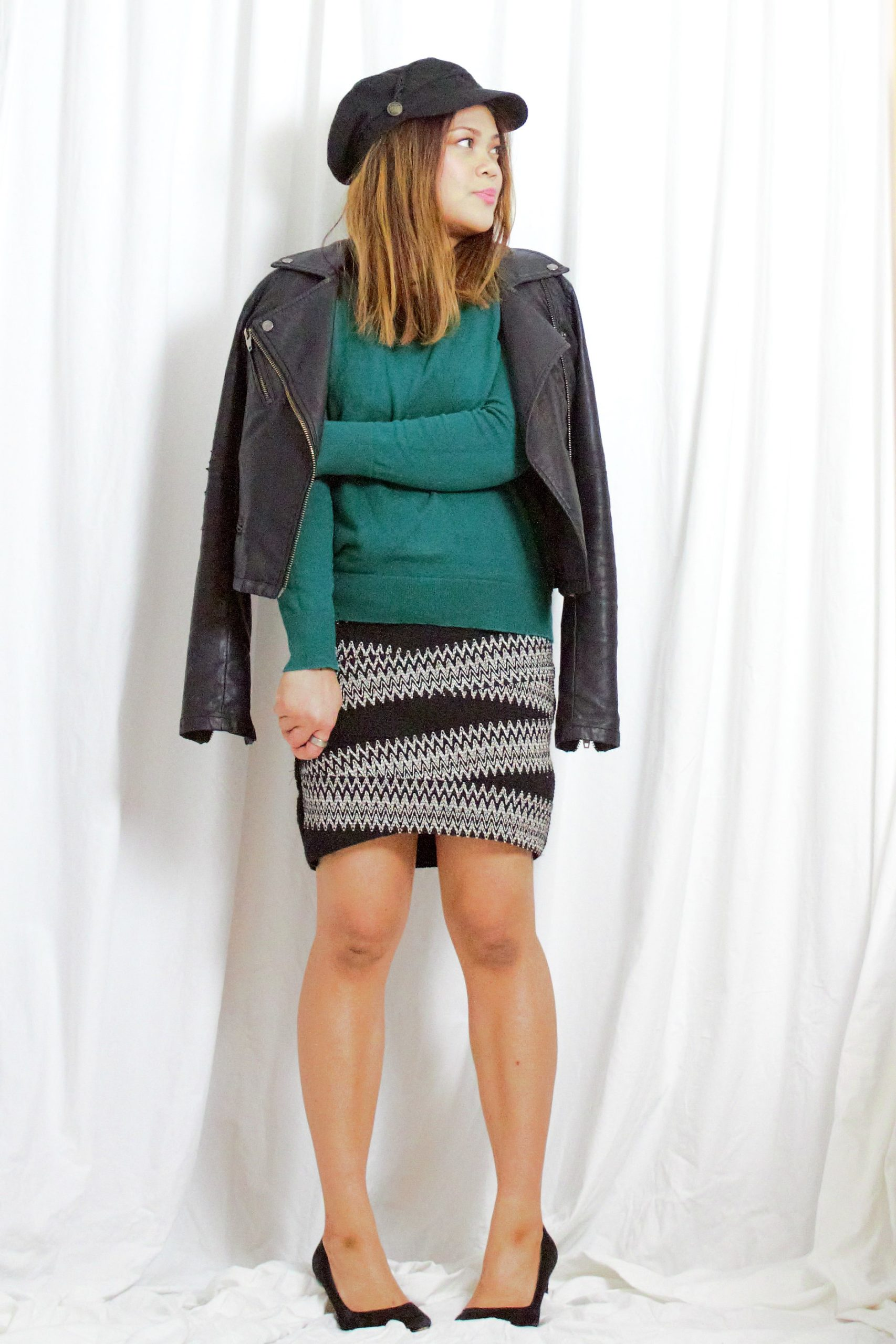 Monthly Style Post: Bandage and Bodycon Skirts