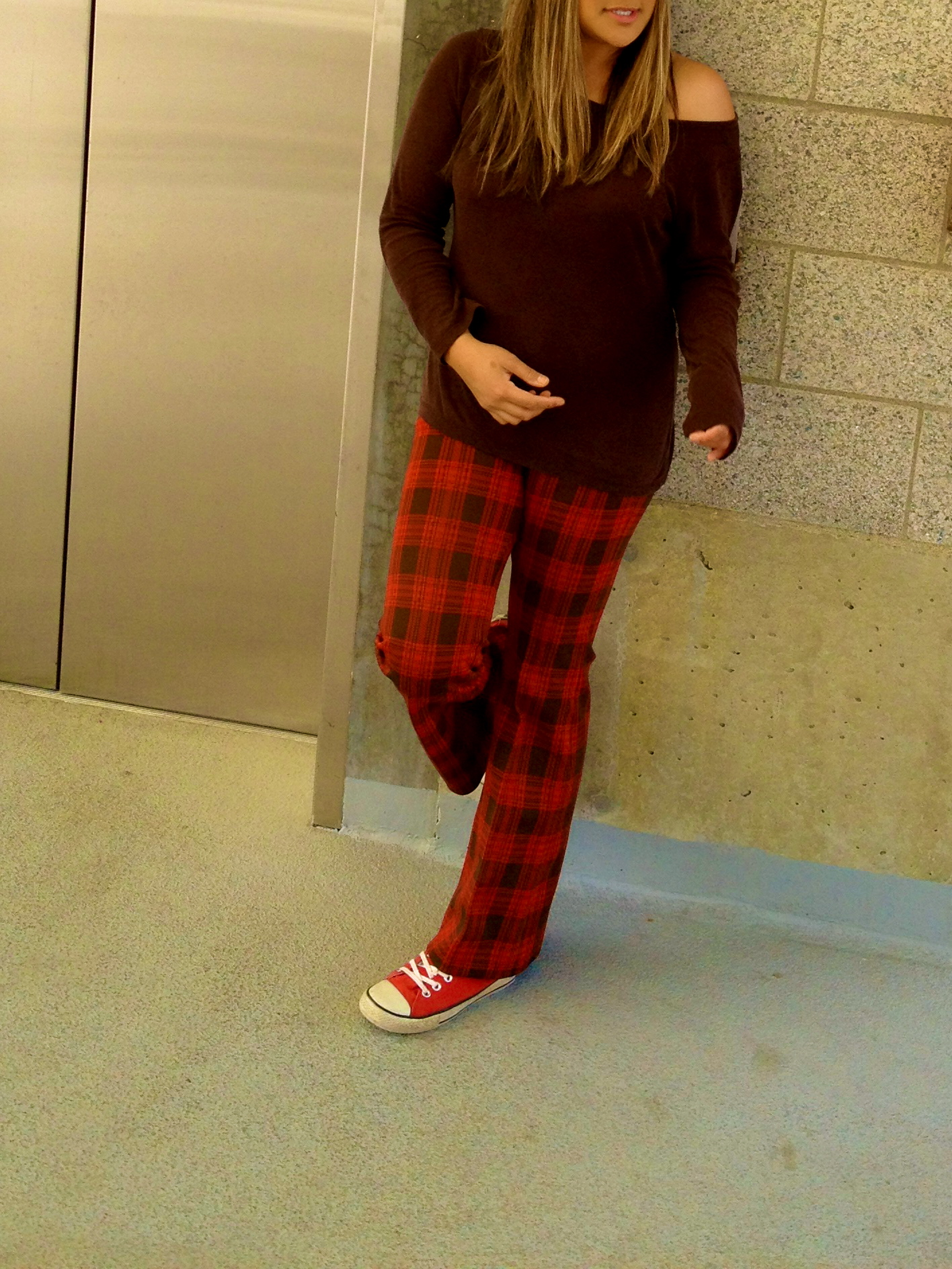Monthly Style Post: Throwback to Plaid Pants