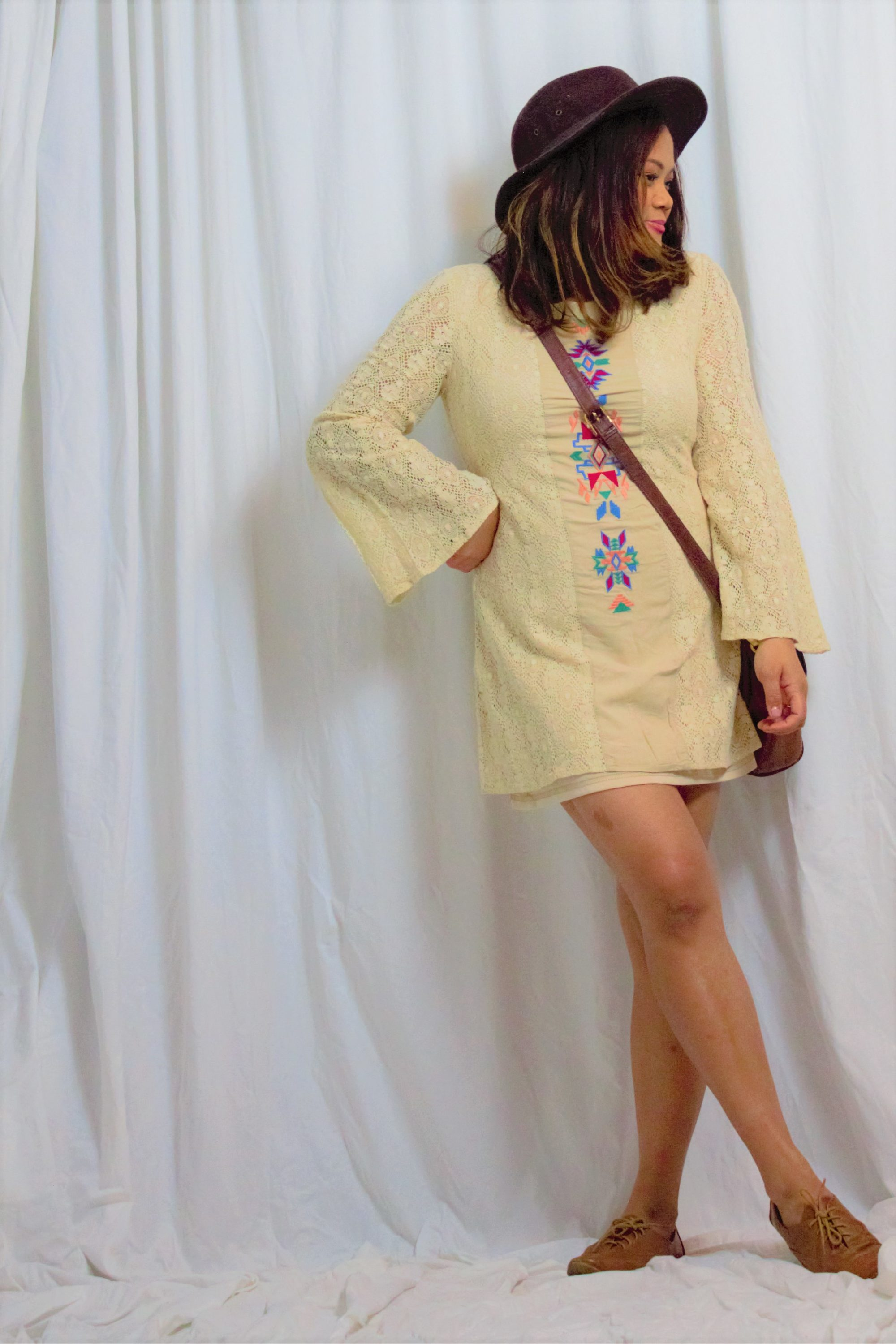 The Apple Shape Wardrobe: An Idea for What to Wear to an Outdoor Concert